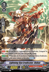 Lightning Gun Eradicator, Ouban - V-BT12/083EN - C