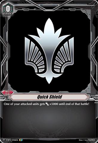 Quick Shield (Angel Feather) - V-BT12/SP26EN - SP