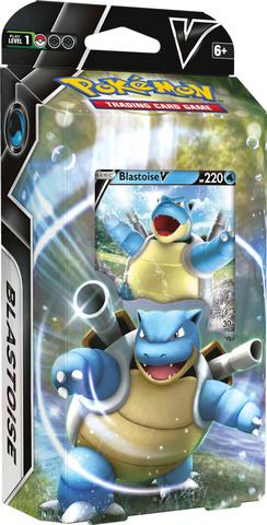 V Battle Decks - Blastoise V