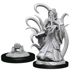D&D Nolzur's Marvelous Miniatures – Alhoon & Intellect Devourers (Wave 13)