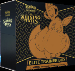 Shining Fates Elite Trainer Box (Ships by February 19th)