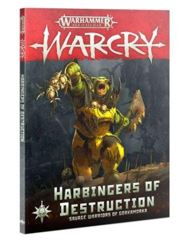 Warcry: Harbingers Of Destruction (Eng)