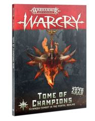 Warcry: Tome of Champions 2020 (Eng)