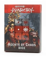 Warcry: Agents of Chaos Dice Set