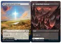 Brightclimb Pathway // Grimclimb Pathway - Foil