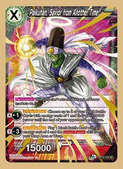 Paikuhan, Savior from Another Time - BT12-124 - SR