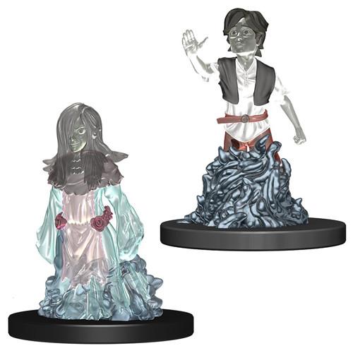 Wardlings: Ghosts (Male & Female)