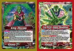 King Piccolo // King Piccolo, Demonic Rejuvenation - BT12-002 - UC - Foil