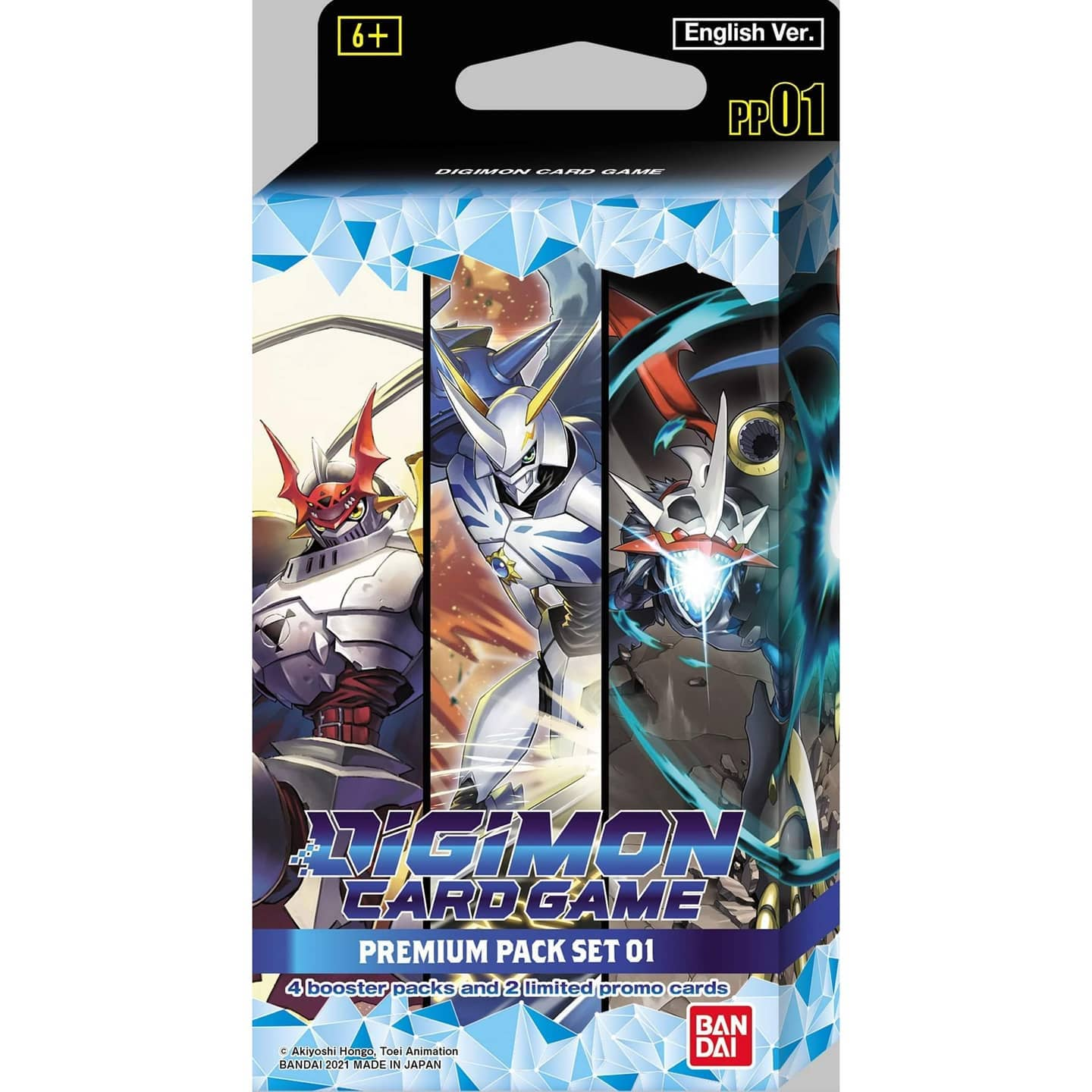 Digimon Card Game: Premium Pack Set 01
