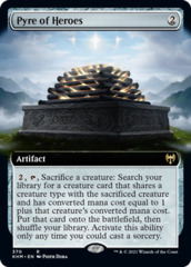 (370) Pyre of Heroes - EXTENDED ART