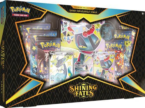 Shining Fates Premium Collections - Shiny Dragapult V LIMIT 1 PER CUSTOMER