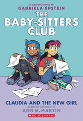 Baby Sitters Club Color Ed Gn Hc Vol 09 Claudia & New Girl (STL174193)