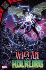 King In Black Wiccan And Hulking #1 (STL179756)