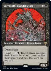 (309) Varragoth, Bloodsky Sire - FOIL - SHOWCASE