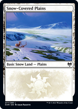Snow-Covered Plains (277)