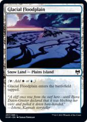 Glacial Floodplain - Foil