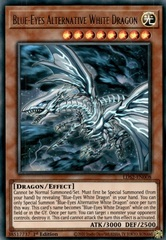 Blue-Eyes Alternative White Dragon - LDS2-EN008 - Ultra Rare - 1st Edition