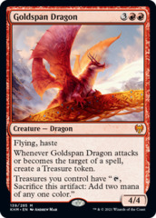 Goldspan Dragon