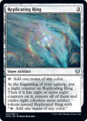Replicating Ring - Foil