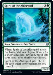 Spirit of the Aldergard - Foil