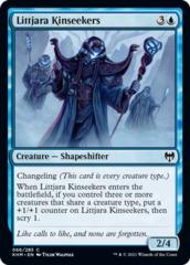 Littjara Kinseekers - Foil