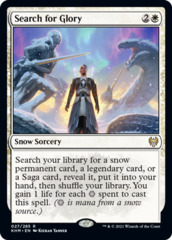Search for Glory - Foil