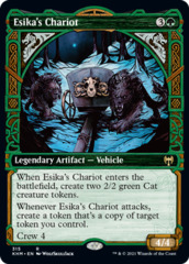 Esika's Chariot - Showcase