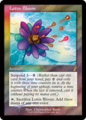 Lotus Bloom - Foil - Release Promo