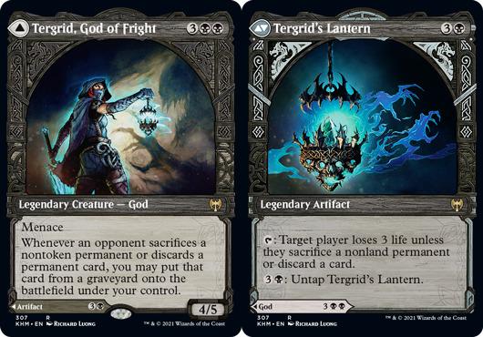 Tergrid, God of Fright // Tergrids Lantern - Showcase