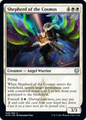 Shepherd of the Cosmos - Foil
