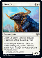 Giant Ox
