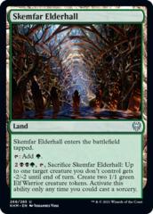 Skemfar Elderhall - Foil