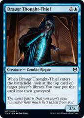 Draugr Thought-Thief - Foil