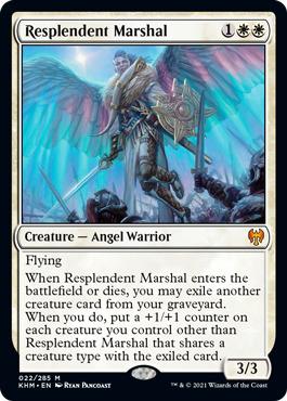 Resplendent Marshal - Foil