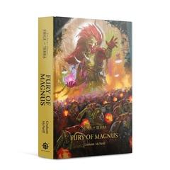Siege Of Terra: Fury Of Magnus (HB)