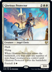 Glorious Protector - Foil