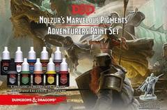 Nolzur's Marvelous Pigments: Adventurer's Paint Set