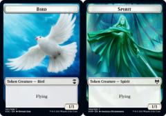 Bird Token (001) // Spirit Token