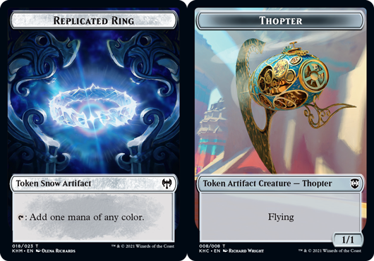 Replicated Ring Token // Thopter Token