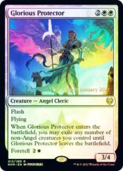 Glorious Protector - Foil - Prerelease Promo