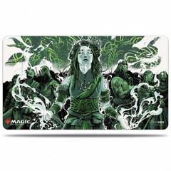Ultra Pro: Kaldheim Playmat featuring Esika, God of the Tree