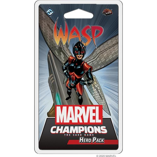 Marvel Champions LCG - Wasp Hero Pack