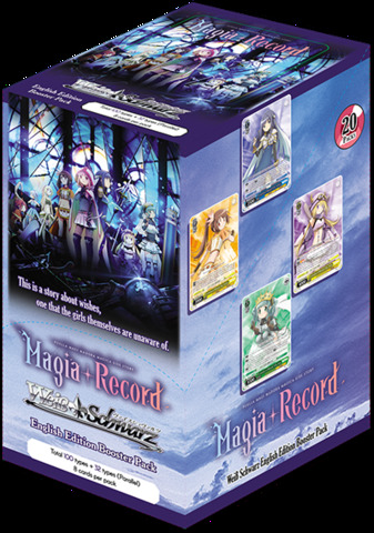 TV Anime: Magia Record: Puella Magi Madoka Magica Side Story Booster Box