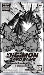 Digimon Card Game: Dash Pack Ver. 1.5