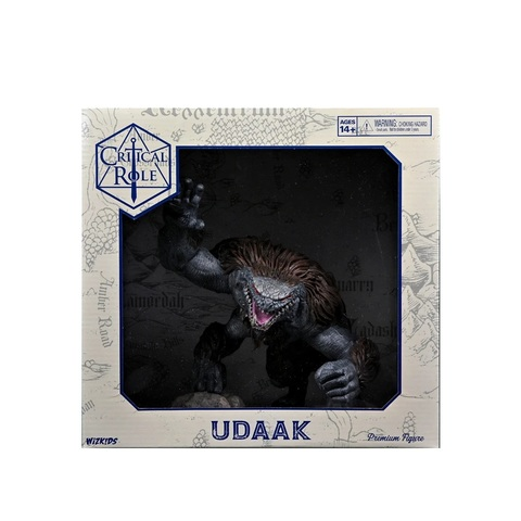 Critical Role Minis: Monsters of Wildemount - Udaak Premium Figure