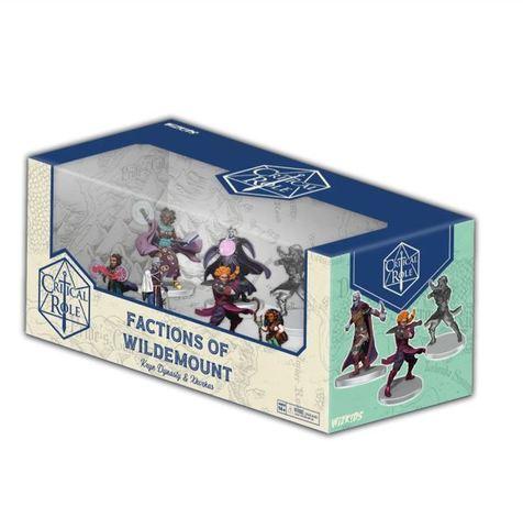 Factions of Wildemount - Kryn Dynasty & Xhorhas Box Set