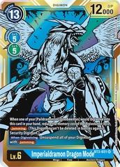 Imperialdramon Dragon Mode - BT3-031 - SR - Alternative Art