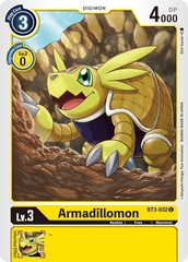 Armadillomon - BT3-032 - C