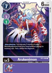 Arukenimon - BT3-086 - C