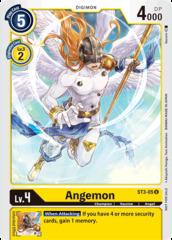Angemon - ST3-05 - U - Alternative Art